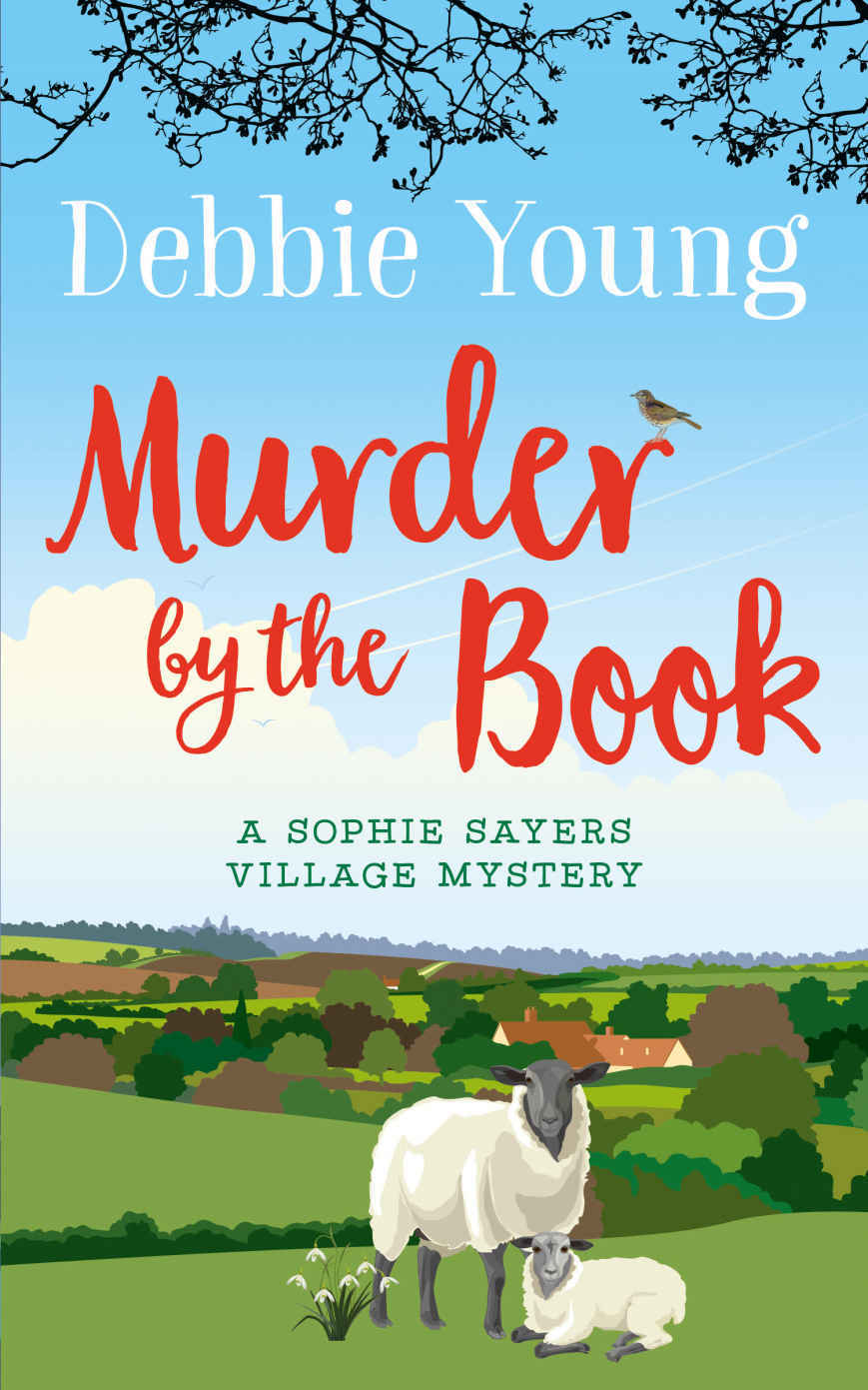 Review of Murder by The Book by Debbie Young