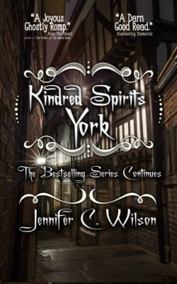 Guest Author Post - Jennifer Wilson